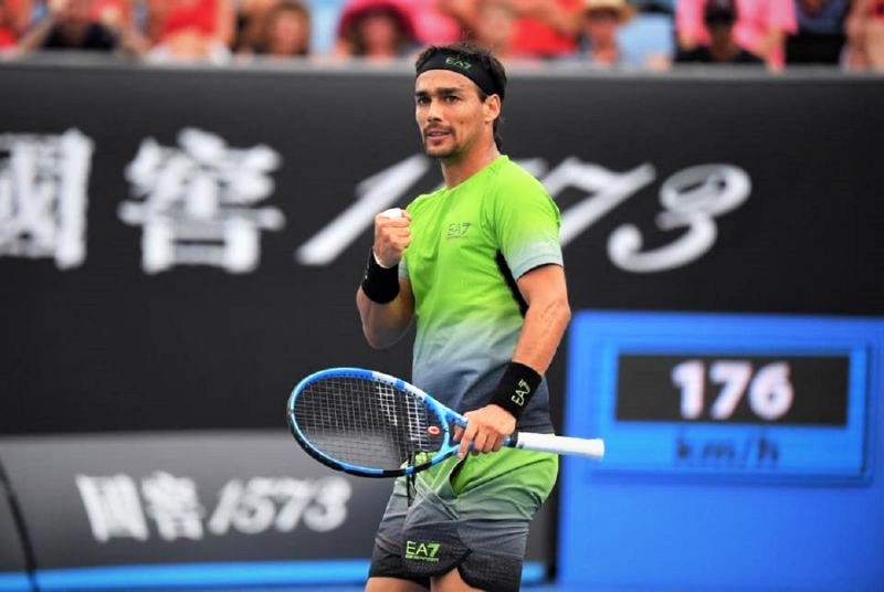 """A Parigi Federer batte Wawrinka. Fognini top 10: """"E' il compimento di un sogno"""""""
