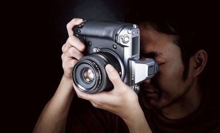 Fujifilm presenta la nuova fotocamera da cento milioni di pixel