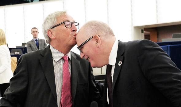 Vertice sul dopo Juncker, Timmermans in pole per Commissione. Ma Salvini lo boccia