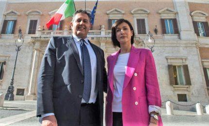 Forza Italia, debutto Toti-Carfagna. Ma restano i malumori