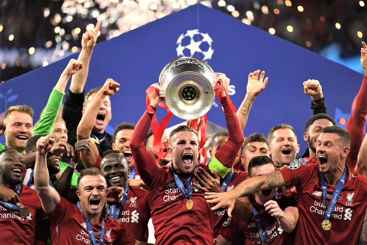 Tottenham battuto 2-0, Liverpool vince la Champions League