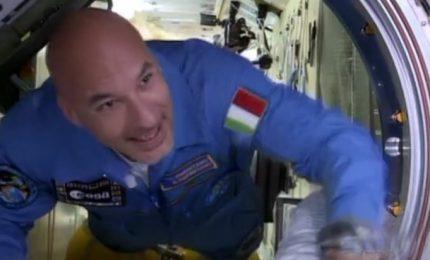 Ultimi esami per Luca Parmitano prima della quarantena