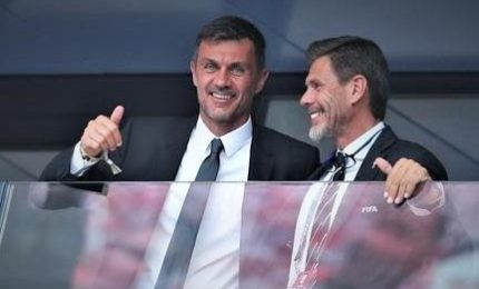 Milan, Boban Chief Football Officer e Maldini d.t.