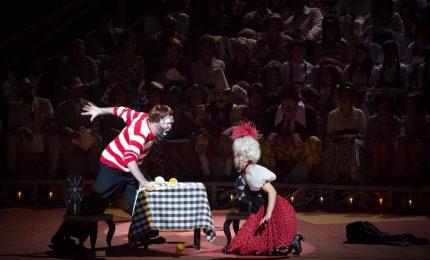 Teatro Massimo di Palermo, la passione di Pagliacci nella visione minimal di Lorenzo Mariani