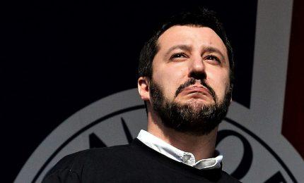 Salvini punta investitura piazza, a S. Giovanni battesimo nuovo centrodestra