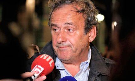 Platini va all'attacco e chiede un risarcimento di 7,2 milioni