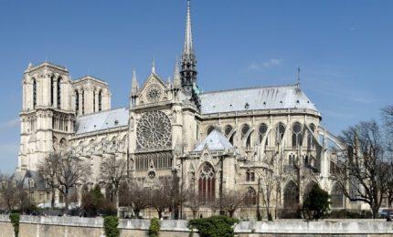 Le immagini di Notre-Dame raccontano com'era nel '56
