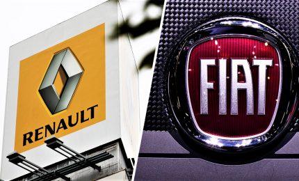 Fca-Renault, verso il terzo gruppo mondiale auto. Bene i mercati