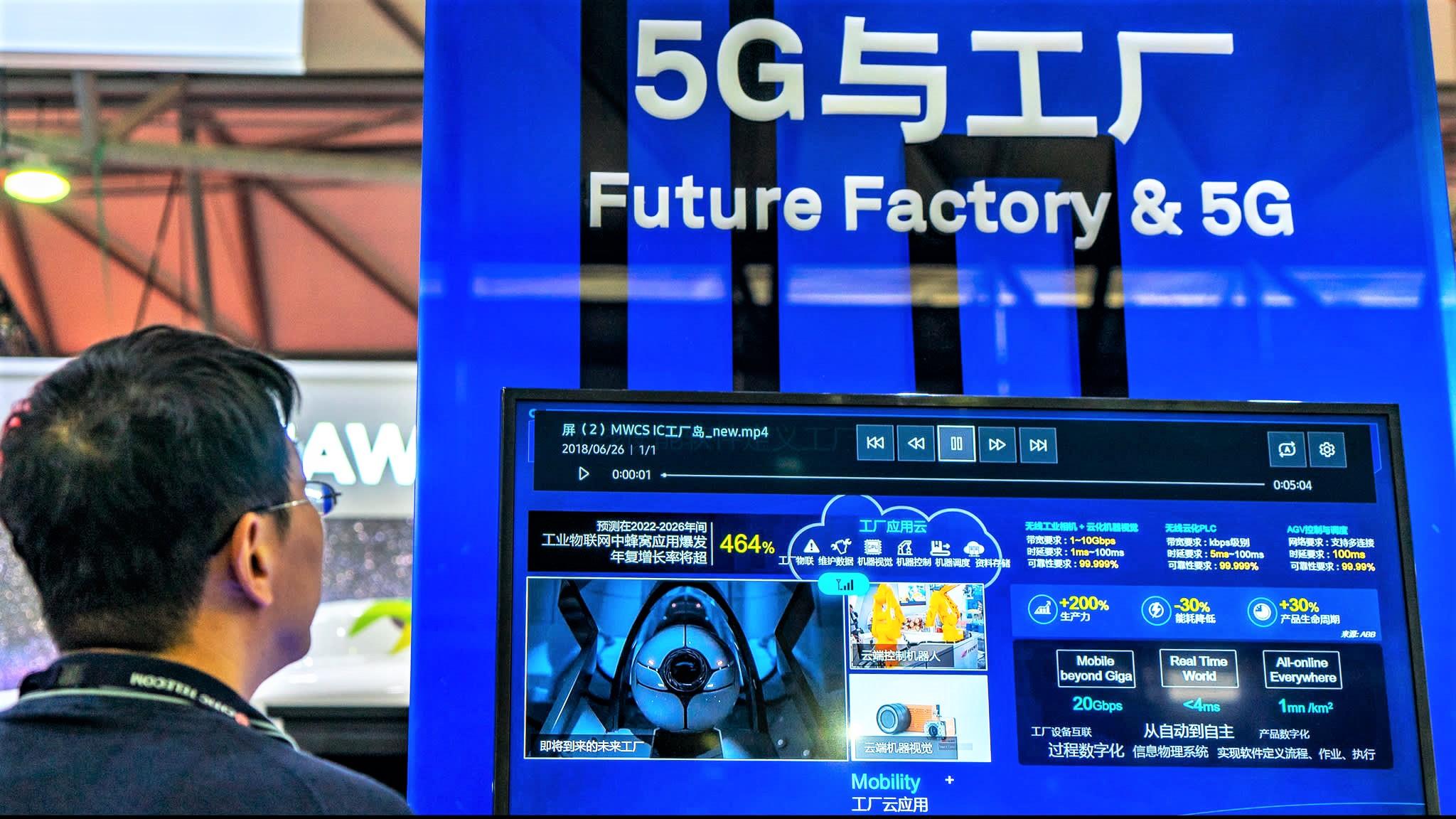 Huawei, accordo Russia-Cina sul 5G - Innovazione