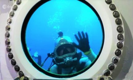 Samantha Cristoforetti ai comandi della missione NEEMO23