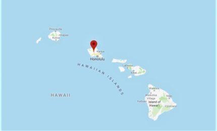 Si schianta aereo bimotore vicino a Honolulu, nove morti