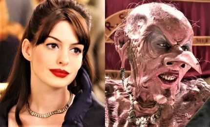 Uomo accoltellato sul set del film di Anne Hathaway