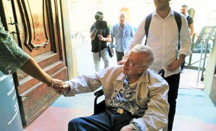 """Messaggi in libro Fondazione Zeffirelli: """"Grazie maestro"""". Mattarella: """"Lascia un grande vuoto nel mondo della cultura"""""""