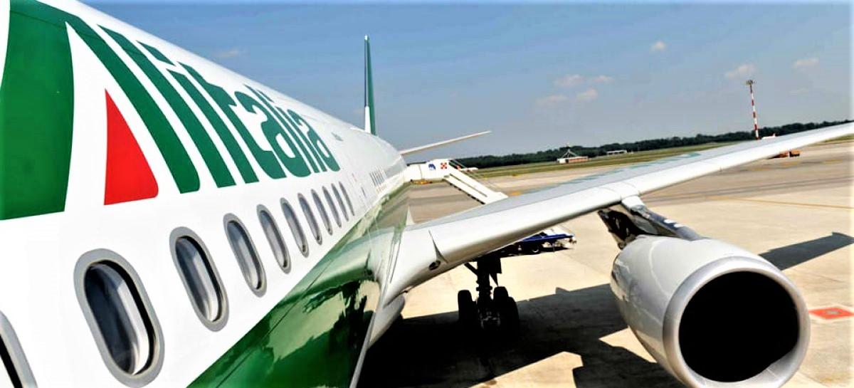Trasporto aereo, Alitalia: difficile rimanere da soli