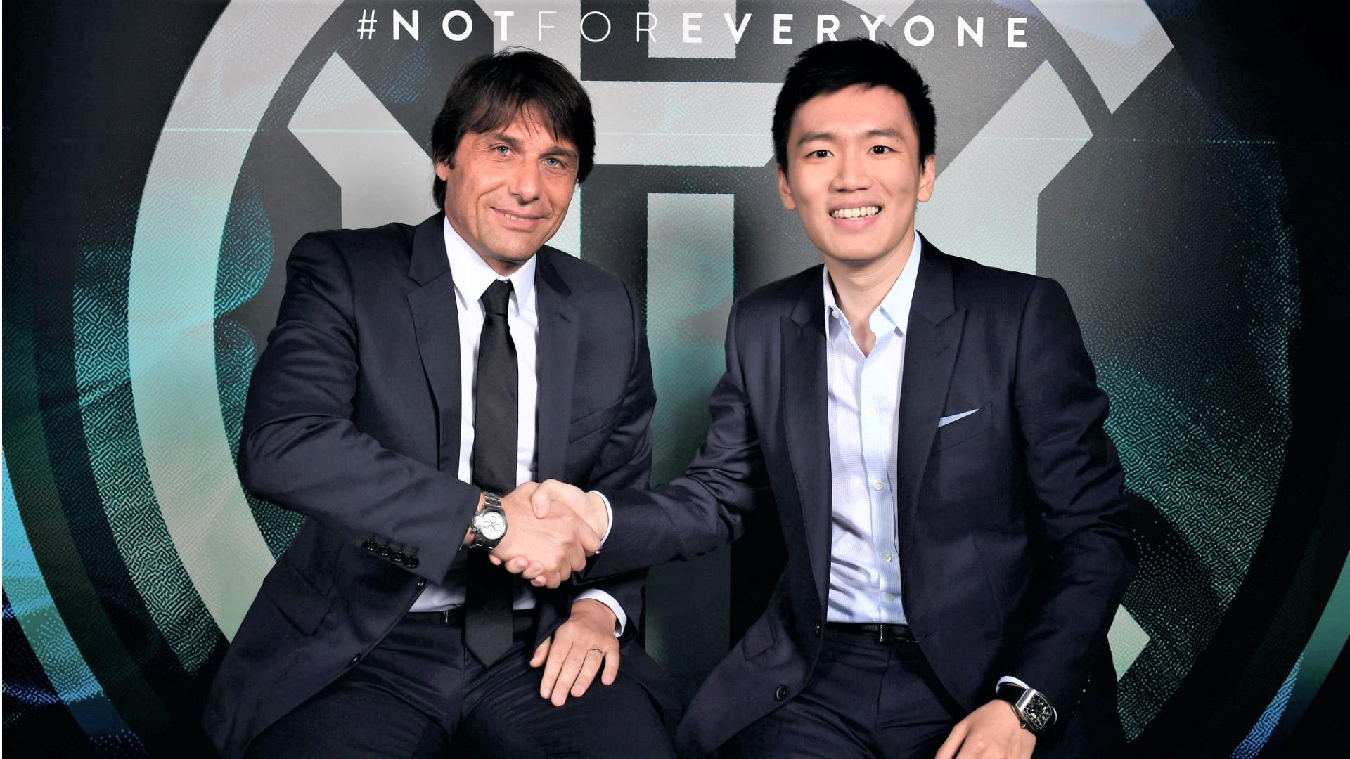 """Conte: """"Vogliamo interrompere il dominio della Juventus"""""""