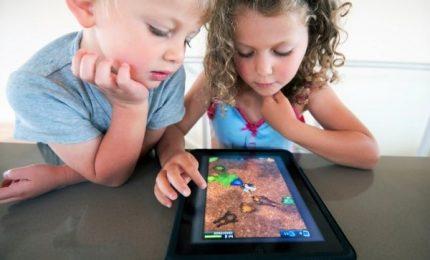 Tablet e bambini? Se usato con regole può anche essere educativo