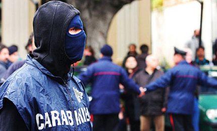 Ros aggredisce beni Cosa nostra, 9 arresti