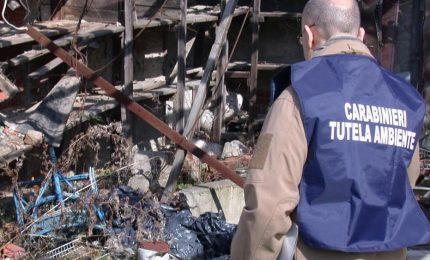 Discarica abusiva in Piemonte, sequestrate tonnellate di rifiuti
