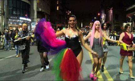 Milano Pride, la Parata orgoglio arcobaleno