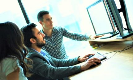 Lavoro sedentario, più attività motoria per prevenire i problemi