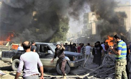 Almeno 28 persone uccise in raid su Idlib. Putin: bisogna eliminare i terroristi