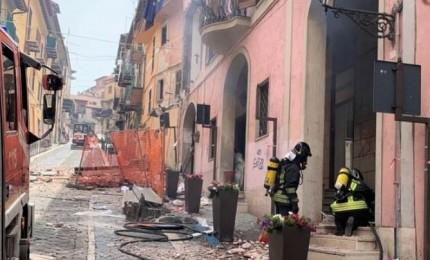 Esplosione a Rocca di Papa, morto un ferito. Cordoglio del Consiglio del Lazio