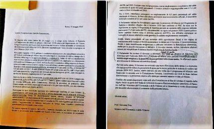 Procura avvia inchiesta su diffusione bozza lettera Tria
