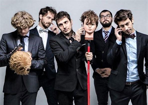 Lo Stato Sociale, esce il disco di Albi con il brano di Sanremo