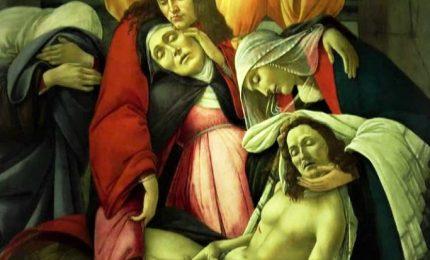 Napoli, capolavoro di Botticelli in mostra a Palazzo Zevallos