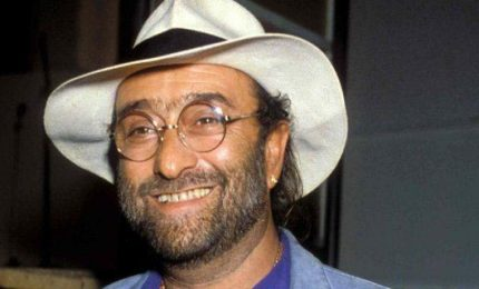 All'asta le luminarie dedicate a Lucio Dalla