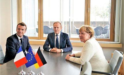 """Nomine Ue: niente accordo, bruciati gli """"Spitzenkandidat"""". Tutto rinviato al 30"""
