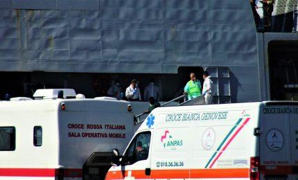 Sbarcati 100 migranti della Cigala Fulgo. E giallo sulle vittime