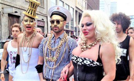 Dal 21 al 30 giugno il Milano Pride ricordando moti di Stonewall. In scena, anche Caterina Balivo