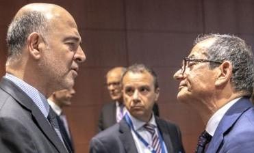 """Pressing Ue sull'Italia: attese risposte conti entro pochi giorni. Tria convinto di aver """"posto le basi"""""""