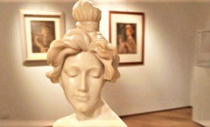 """Femmes 1900"", la donna Art Nouveau e l'omaggio a Grasset"