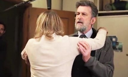 """Moretti sul set, i dietro le quinte del nuovo film """"Tre piani"""""""