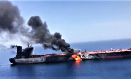 Il Golfo è una polveriera, petroliere sotto attacco. Riunione del Consiglio Onu