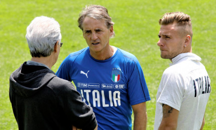 Mancini, Italia forte e bella ma occhio a Bosnia