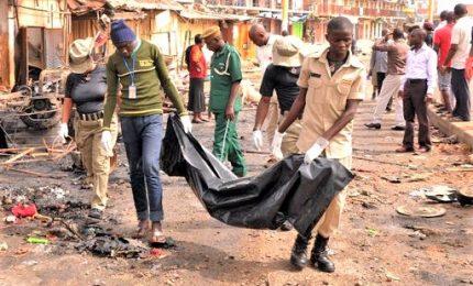 Nigeria nel caos: triplice attacco kamikaze Boko Haram, almeno 30 morti