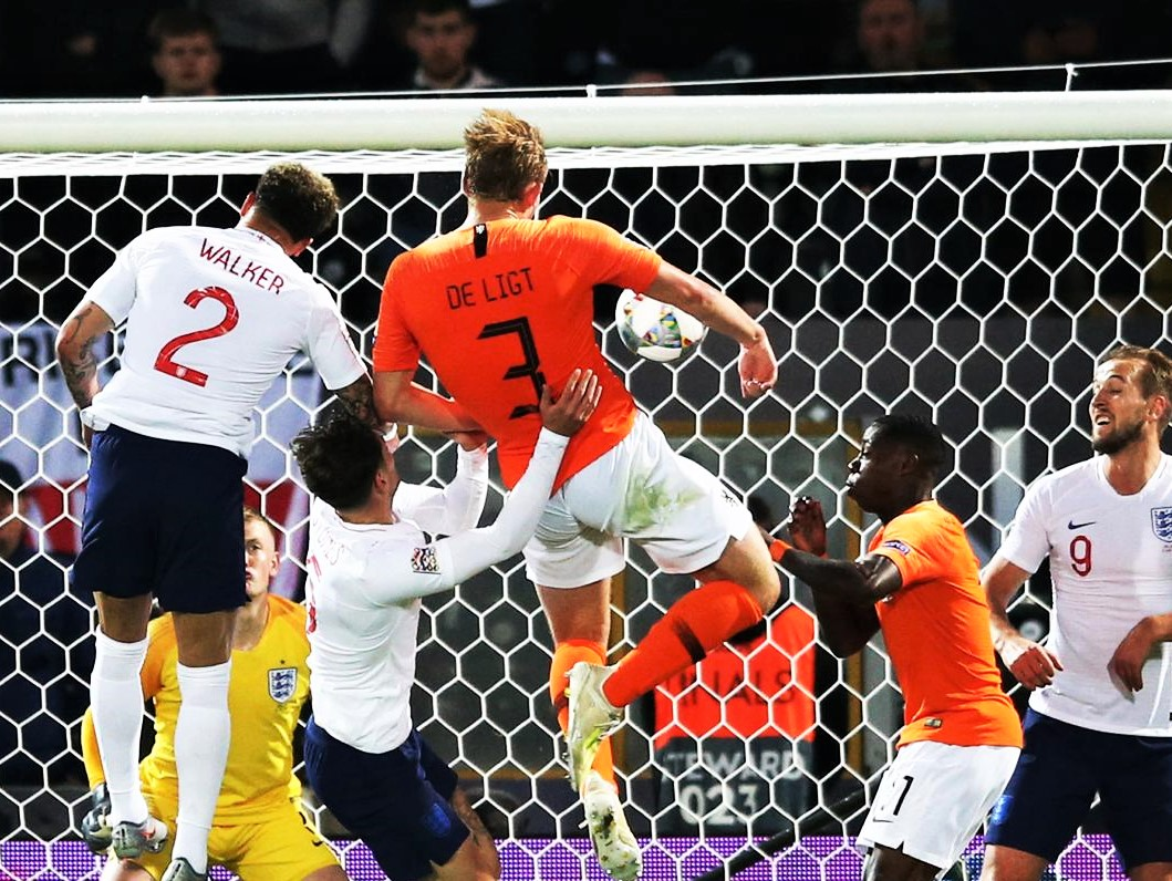 Nations League: 3-1 all'Inghilterra, Olanda in finale