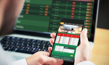 Scommesse online, a maggio spesa +37,7% a 56 mln