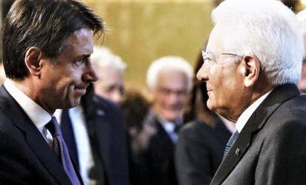 """Conte rompe il tabù del Mattarella bis: """"Vorrei una personalità come lui"""""""