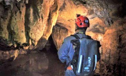 Quattro speleologi bloccati in grotta inondata, salvi