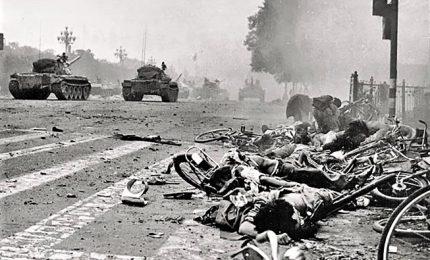 Piazza Tiananmen 30 anni dopo, un massacro rimasto senza bilancio