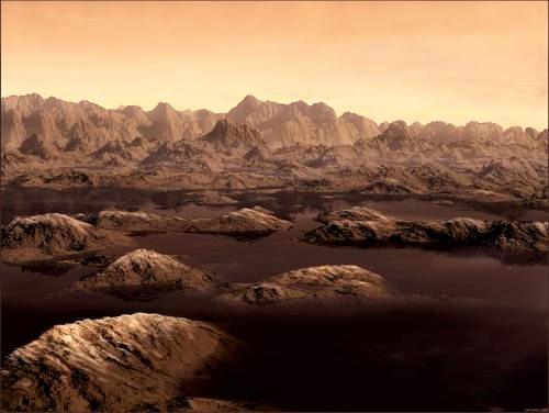 Nasa mandera' un drone su Titano, luna piu' grande di Saturno