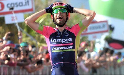 Gp di Lugano, vince Ulissi, Nibali quinto