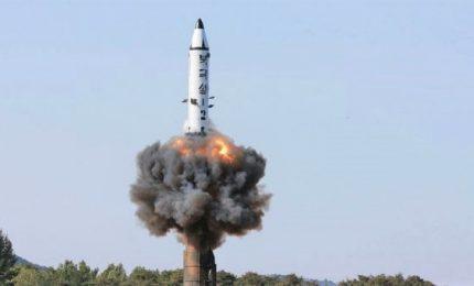 Kim si risveglia, Nordcorea lancia due missili a corto raggio sul Mar del Giappone