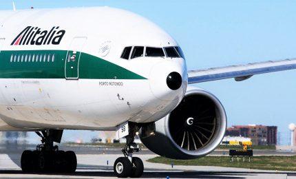 Alitalia: riprende il volo diretto tra Roma e New York