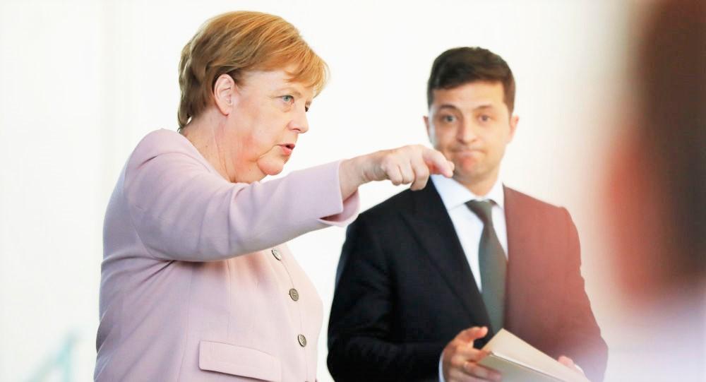"""Merkel colta nuovamente da tremore, è la terza volta meno di un mese. """"Sto bene"""""""