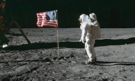 """""""L'Eagle è atterrato"""": così l'uomo conquistò la Luna"""